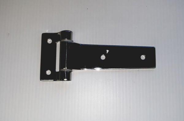 STRAP HINGE WITH ROUND HOLES 4 - 7/8