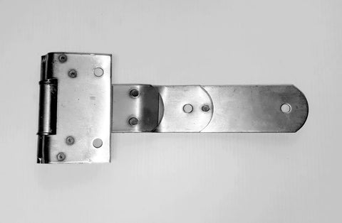 STRAP HINGE STAINLESS STEEL NON POLISHED