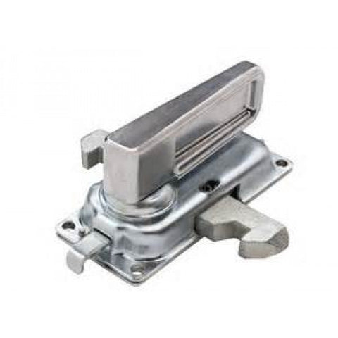 "Sliding Door Handle Inside Latch 4000-1    Receives 3/8"" Square Shank"