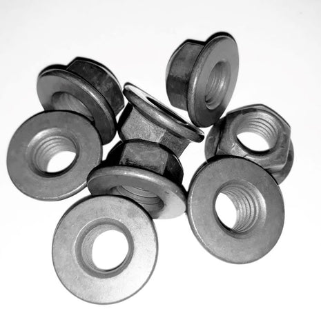 5/8-11 Locking Flange Nut