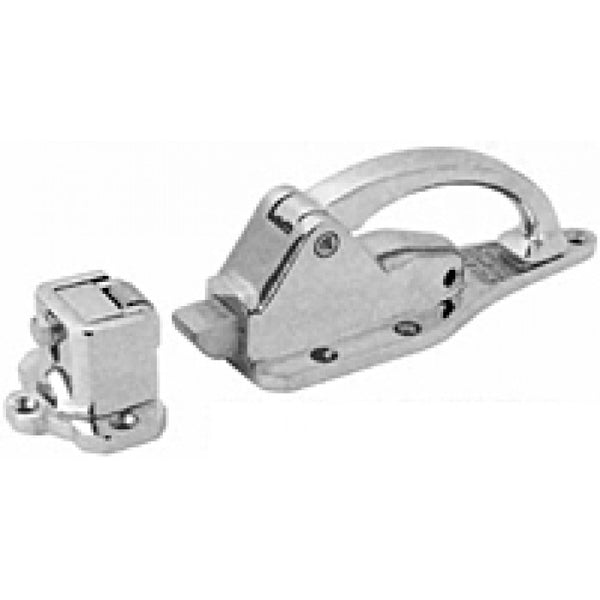 Polar 503 Lock Polished Stainless Refrigeration Lock