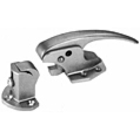 Polar 507 Lock Polished Stainless Refrigeration Lock