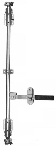 Polar 558-002 Cam Action Anti Rack Door Lock right hand