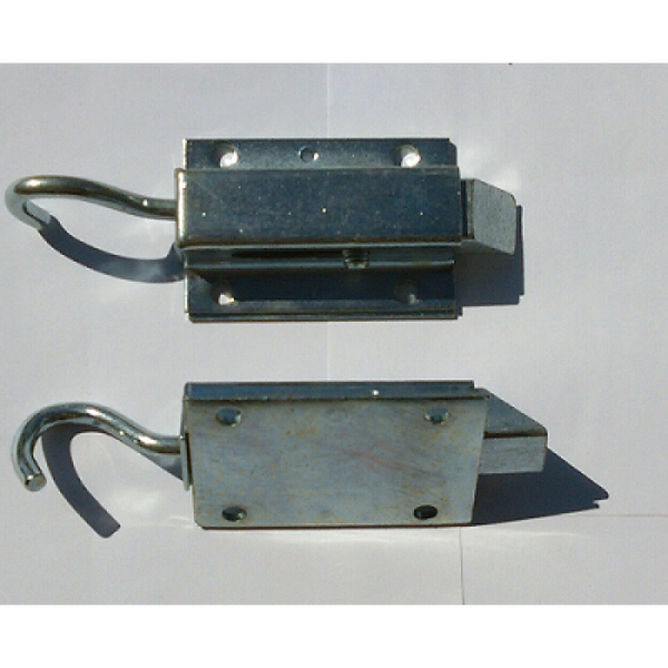 Spring Bolt Finger Pull Latch Phc-6011-050