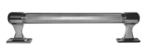 Grab Handle GH-10SSPL-12  Stainless Grab Handle 12""
