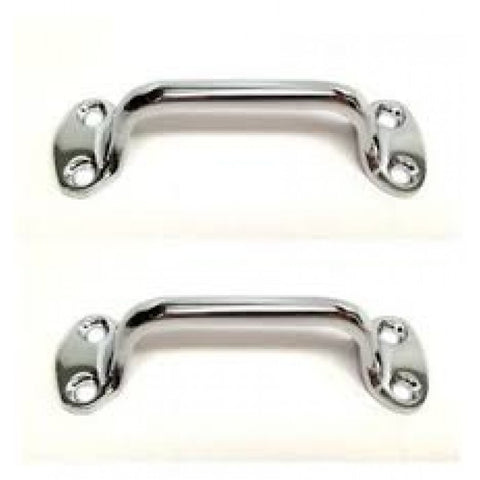 "Grab Handle Gh-3201 Chrome Grab Handle 6"" Oal"