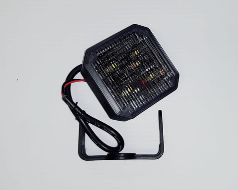 LED FLOOD LIGHT 3.3 X 4.3 12-24V-0.6 AMP