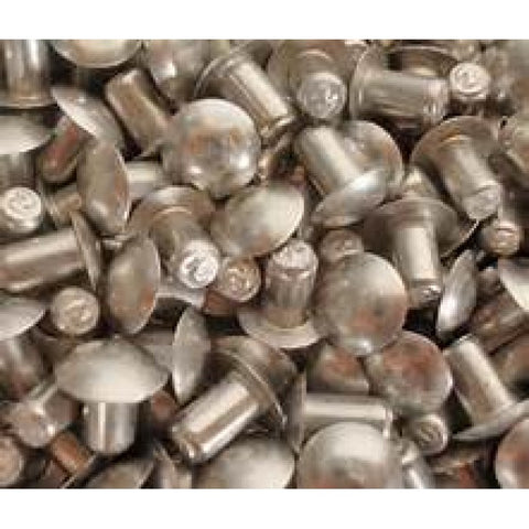 Buck Rivet 1/4 X 3/4 Braz Head Soft 1100-F