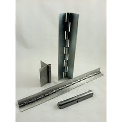 "Continuous Hinge Chss074032x72   72"" Lengths   2"" Open  Stainless"