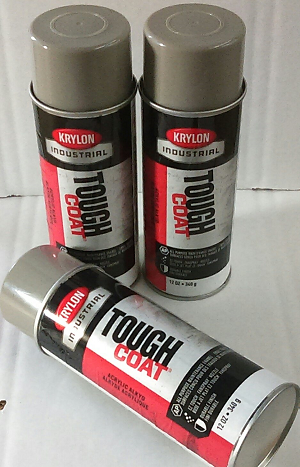 Krylon Touch Coat Old Cat Yellow