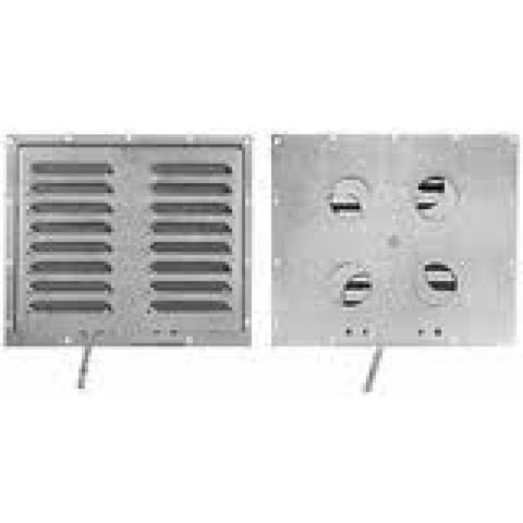 Vents Polar #20  Aluminum Ventilators
