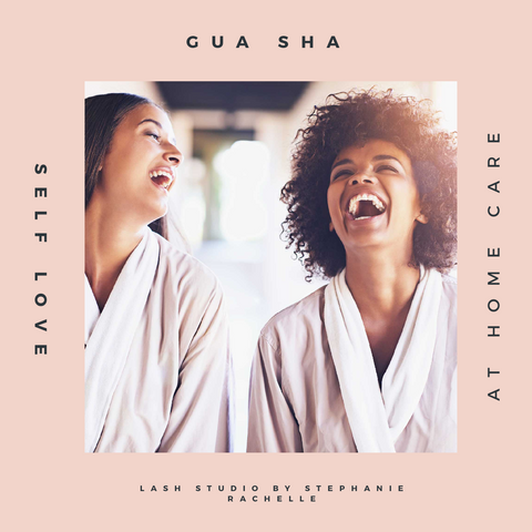 GUASHA FOR SELFCARE (non-professionals only)