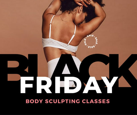 Black Friday Body and Facial Sculpting Class with Equipment