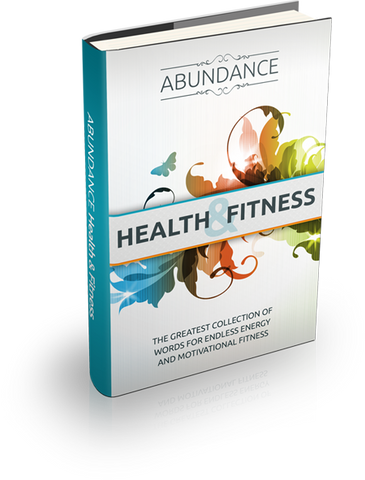 Health and Fitness - E Book