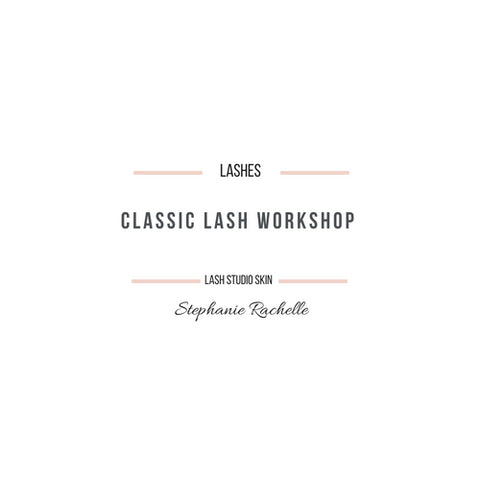 Classic Lash Workshop