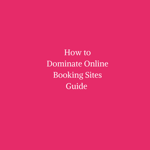 Dominate Online Booking Guide Using Google