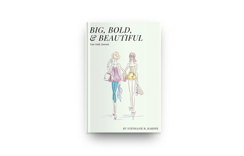 Big Bold and Beautiful Journal