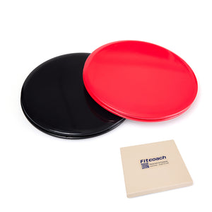 Dual Sided Gliding Discs Core Sliders