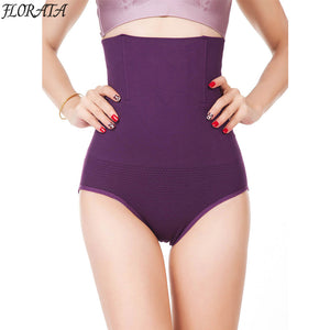 Women High Waist Body Shaper Panties seamless tummy Belly Control Waist Slimming Pants Shapewear Girdle Underwear Waist Trainer