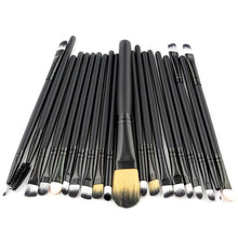 20 Pieces Professional Make-Up Brushes Set