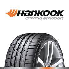 HANKOOK TYRES fitted in store