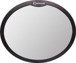 Infasecure Large Round Mirror