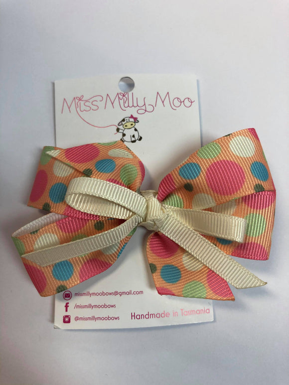 Miss Milly Moo Hair Clip