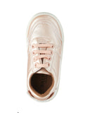 Walnut Sammy Sneaker Rose Gold