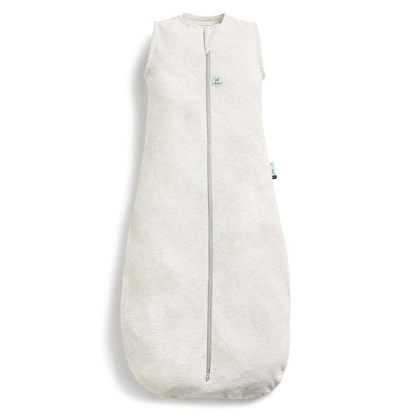 ergoPouch Jersey Sleeping Bag 1.0tog Grey Marle