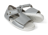 Bobux Step Up Mirror Sandal Silver
