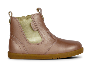 Bobux IW Jodhpur Boot Rose Gold