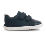 Bobux Step up Grass court Trainer Waterproof Navy