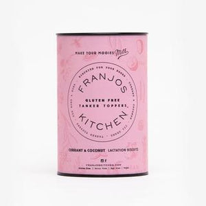Franjos Kitchen Lactation Biscuits currant & coconut