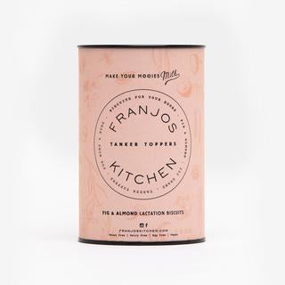 Franjos Kitchen Lactation biscuits Fig & Almond