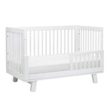 Babyletto Hudson cot bed white