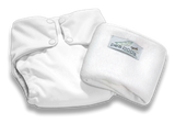 Peapods Resusable ONE SIZE Nappies