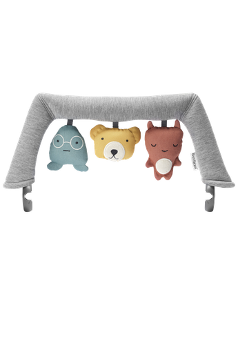Baby Bjorn Bouncer Toy Soft Friends