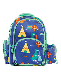 Penny Scallan Backpack Large Dino Rock