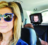 Teezed Adjustable Backseat Mirror