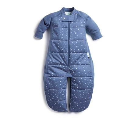 ErgoPouch Sleepsuit Bag 2.5tog Night Sky