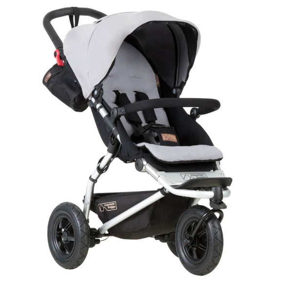 Mountain Buggy Swift V3.2 Buggy + FREE Mountain Buggy Juno Carrier value$229.95