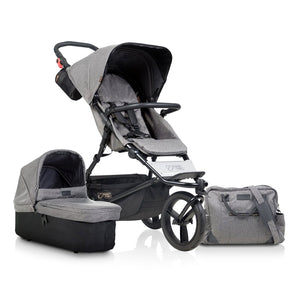 Mountain Buggy Urban Luxury Herringbone