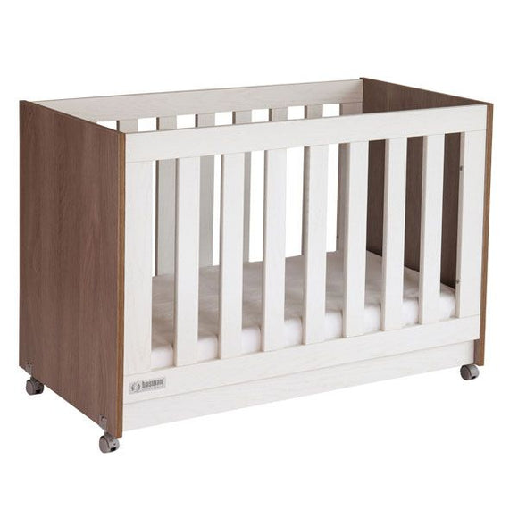 Tasman Eco Urban Eden Compact cot including mattress