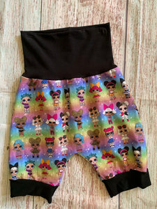 Grow with Me shorts 3-6y
