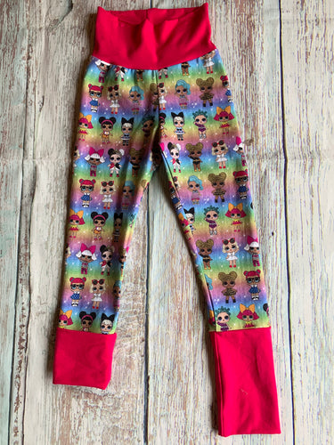 Grow with me pants 3-6y