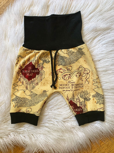 Grow with me shorts 1-3T