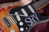 Allen Brown Masterbuilt Custom Shop SRV Stevie Ray Vaughan Tribute Electric Guitar