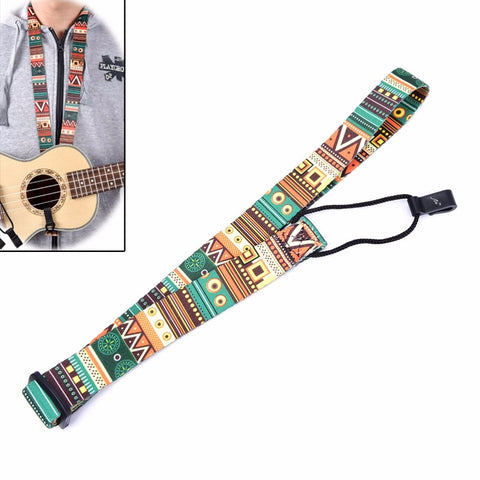 RiteWear Colorful Adjustable Ukulele Strap