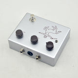 FineTone DIY Klon Centaur Silver Overdrive Guitar Effects Pedal Kit