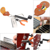 5-in-1 D'Amico Guitar Accessories Kit